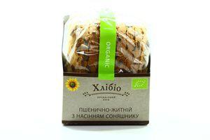 Хлеб Пшенично-Ржаной с семечками подсолнуха Хлибио 300г