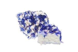 Сир 42.24% м'який з білою цвіллю з сіллю та волошкою Дзвінка Сироман кг