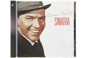 Christmas Songs by Sinatra CD