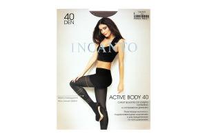 Колготки жіночі Incanto Active Body 40den 2-S daіno