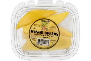 Heavenly Sweet Bites Mango Spears