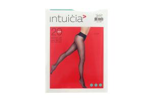 Колготки жіночі Intuicia Bikini LW 20den 3 black