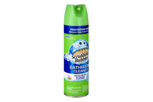 Scrubbing Bubbles Disinfectant Bathroom Cleaner Foam Fresh Clean Scent