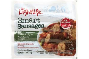 Lightlife Smart Sausages Italian Style - 4 CT
