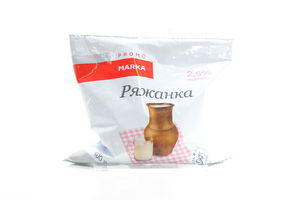 Ряженка 2,5% Marka Promo 400г