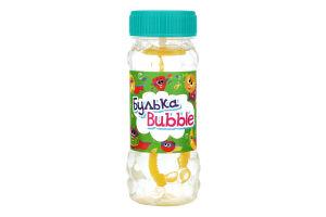 Мыльные пузыри для детей от 3лет №BB-13 Булька Bubble 145мл