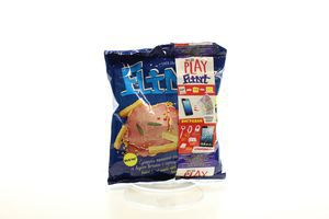 Сухарики со вкусом ветчины с горчицей Flint м/у 80г