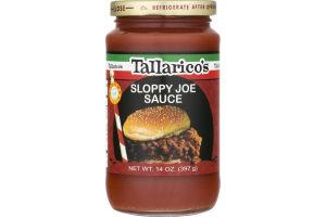 Tallarico's Sloppy Joe Sauce