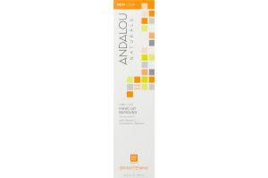 Andalou Naturals Lash + Lid Make-Up Remover