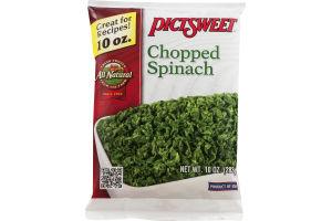 Pictsweet Chopped Spinach