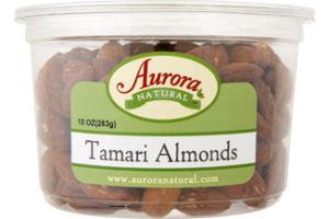 Aurora Natural Tamari Almonds