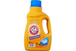 Arm & Hammer Clean Burst Liquid Laundry Detergent - 32 Loads