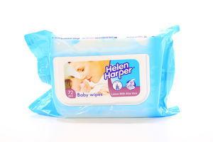 Серветки Helen Harper дитячі вологі 72 х12