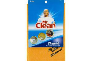 Mr. Clean Cham-It Super Absorbent Cloth
