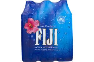 Fiji Natural Artesian Water - 6 PK