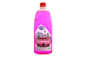 """Рідина антиобмерзаюча (Омивач) -22 Bubble Gum, 0,9л ТМ """"Тайга"""""""