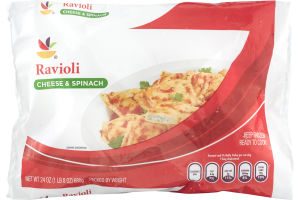 Ahold Ravioli Cheese & Spinach