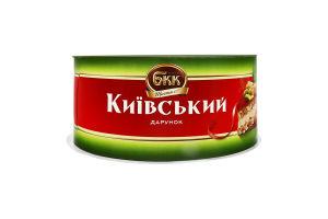 Торт с арахисом Киевский подарок БКК к/у 450г