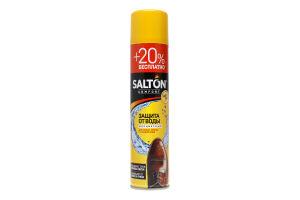 Средство для защиты от воды для замши, нубука и гладкой кожи бесцветный Salton 300мл