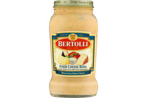 Bertolli Four Cheese Rosa
