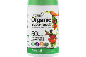 Orgain Organic Superfoods All-In-One Super Nutrition Original