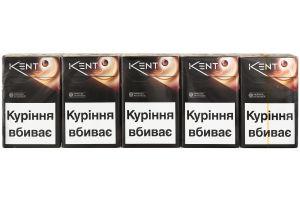 Сигареты Kent Feel Velvet с капсулой в фильтре 20шт