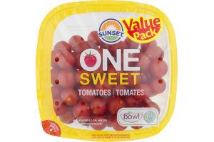 Sunset One Sweet Tomato