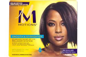 Motions Smooth & Straighten Relaxer System Regular