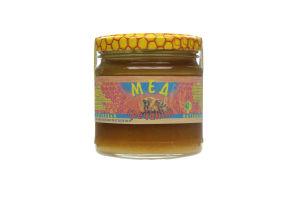 Мед натуральний гречаний 0,250г с/б