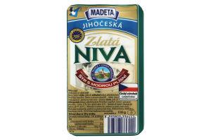 Сыр 60% с голубой плесенью Zlata Niva Madeta п/у 110г