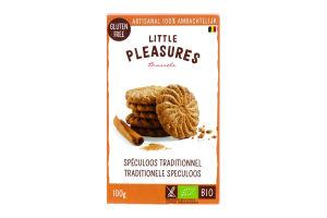 Печенье Little Pleasures из гречневой муки био