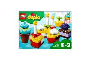 LEGO® DUPLO® My First Мой первый праздник 10862