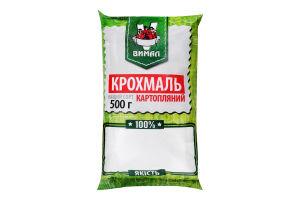 Крохмаль картопляний Вимал м/у 500г