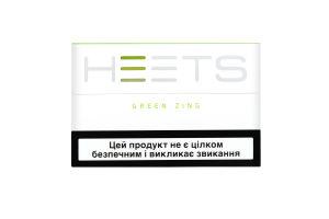 ХІТС стіки тютюновмісні Грін Зінг 20 шт