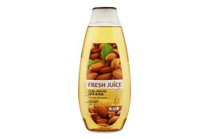 """Гель-олія для душу FJ """"Sweet Almond"""" 400мл"""