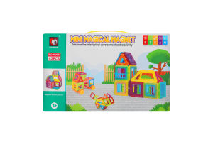 Конструктор для детей от 3лет №M055 Mini Magical magnet Xinbida 1шт