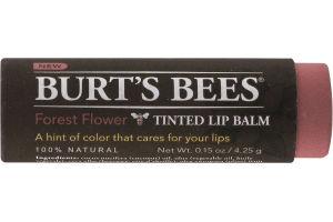 Burt's Bees Forest Flower Tinted Lip Balm