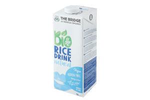 Напиток рисовый The Bridge органический