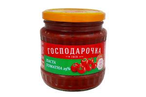 Паста томатная Господарочка с/б 465г