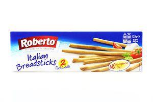 Палочки Torinesi senza conservanti Roberto 125г