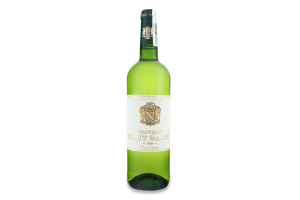 Вино 0.75л 12% біле сухе Sauvignon Bordeaux Chateau Haut Saric пл