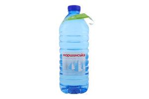 Вода мінеральна негазована Моршинська п/пл 3л