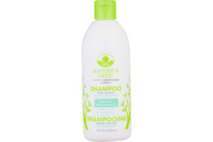 Nature's Gate Moisturizing Shampoo Aloe Vera + Macadamia Oil
