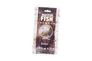 Бичок Master Fish в'ялений філе 30г х25