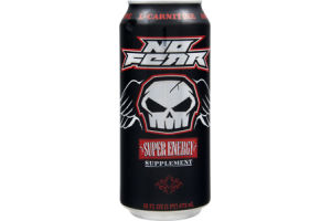 No Fear Super Energy Supplement