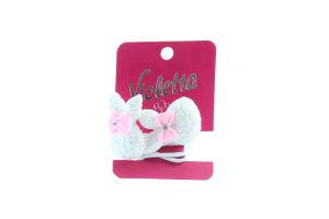 Резинка для волос №124262 Violetta 2шт