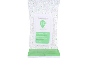 (CN) Summer's Eve Aloe Love Cleansing Cloths - 32 CT, Summer's Eve Aloe Love Lingettes Pour Toilette Intime - 32 CT