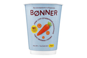 Крем-суп сочевичний класичний Bonner ст 50г