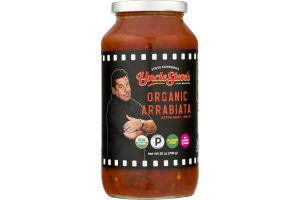 Uncle Steve's Organic Arrabiata