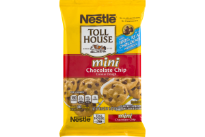 Nestle Toll House Mini Chocolate Chip Cookie Dough - 40 CT